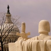U.S. Capitol from the Supreme Court. CC-SA-2.0.