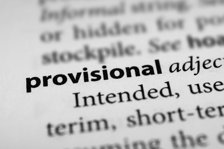 There is no such thing as a provisional patent - IPWatchdog com | Patents &  Patent Law