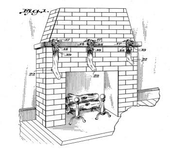 Fig. 1 of U.S. Patent No. 2,536,407