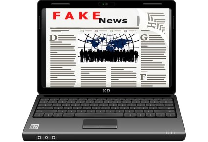 Facilitating 'fake news' through legitimate website prohibited by court