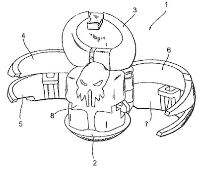 Makers of Popular Bakugan Toy Files Patent Infringement Suit over Transformable Toys