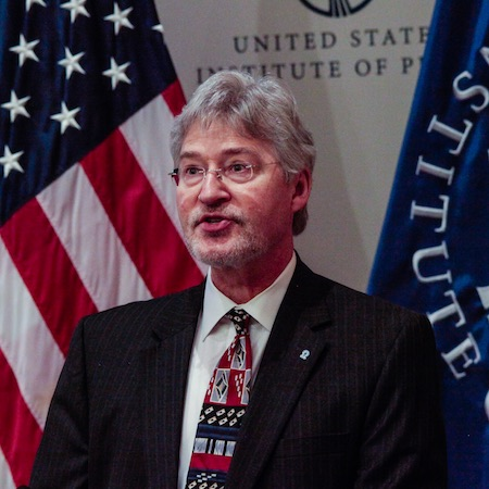 Walter Copan, Under Secretary of Commerce and Director of the National Institute of Standards and Technology.