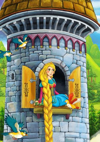 Rescuing Rapunzel: Suffolk Law Professors and students work to keep fairy tale princess in the public domain