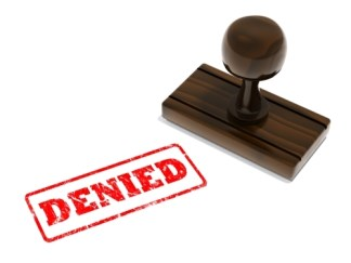 denied - https://depositphotos.com/4540592/stock-photo-denied-rubber-stamp.html