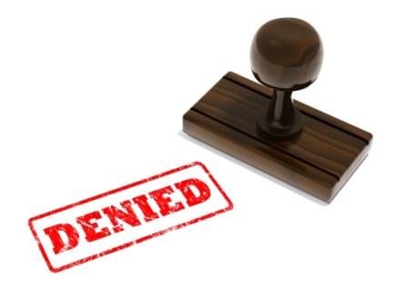 denied - https://depositphotos.com/4540592/stock-photo-denied-rubber-stamp.html