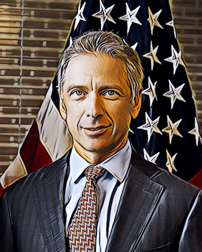 PTAB Grants Briefing to Consider PTO's Revised 101 Guidance. Andrei Iancu. August 2018. Copyright Gene Quinn 2018.