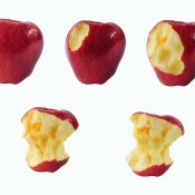 Apple - https://depositphotos.com/19011327/stock-photo-stages-of-eating-an-apple.html