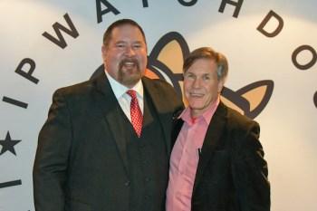 Gene Quinn & Chief Judge Randall Radar (CAFC, ret.)