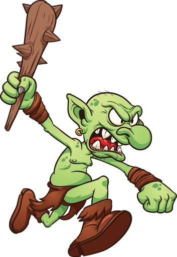 patent troll - https://depositphotos.com/17010771/stock-illustration-angry-running-troll.html