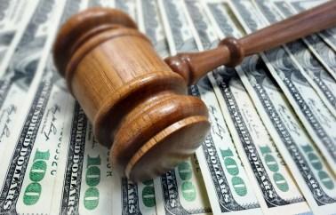Amgen biosimilar judgment CAFC - https://depositphotos.com/31404977/stock-photo-court-gavel-and-money.html