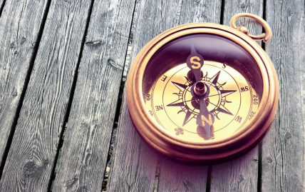 Guidance - https://depositphotos.com/152241578/stock-photo-vintage-brown-compass.html