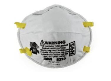 N95 mask - 3M