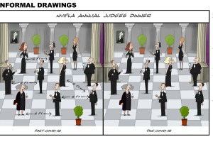Judges Dinner
