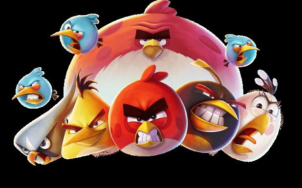 تحميل لعبة الطيور الغاضبة اخر اصدار للاندرويد