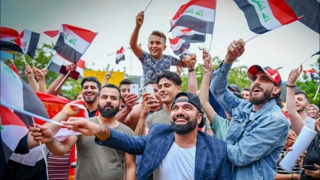 كلمات اغنية أنا العراقي