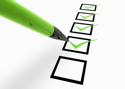 Complete your business financial checklist