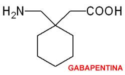 Resultado de imagen de gabapentina