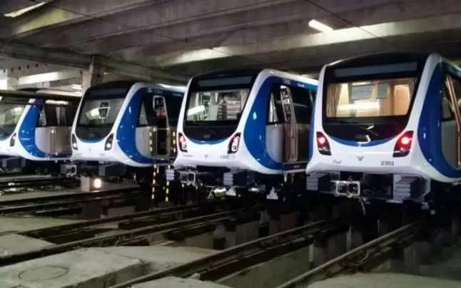 trenuri noi la metrou