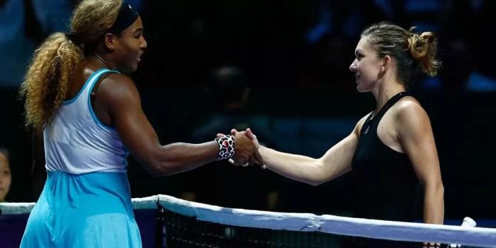 Simona Halep vs. Serena Williams în sferturi la Indian Wells