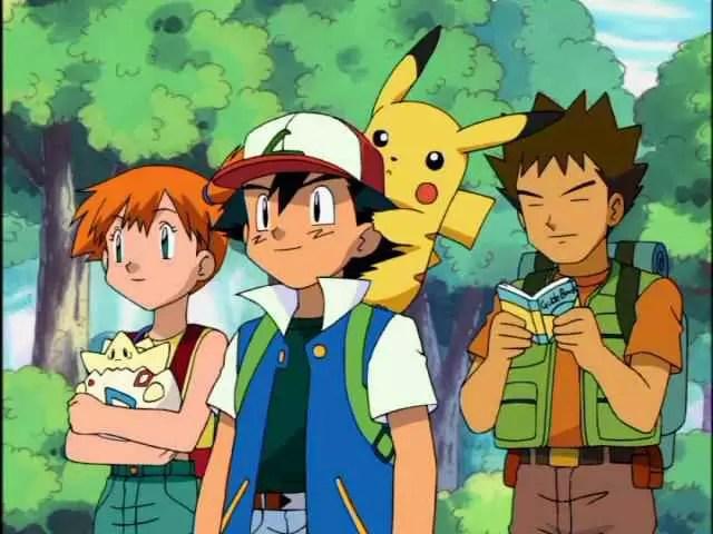 Pokemon GO Ash_and_Friends