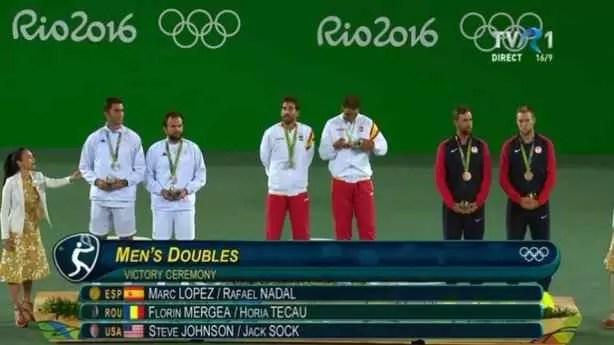 Rio 2016: Mergea și Tecău, eroi naționali! Medalie de argint