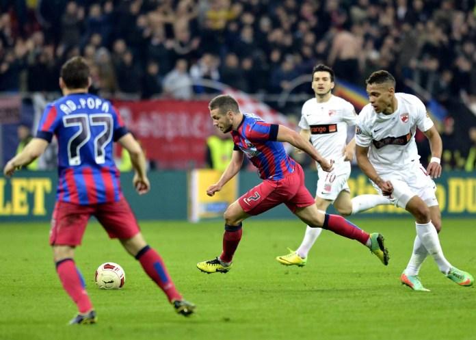 Eternul derby Steaua-Dinamo. Rivalele se întâlnesc din nou.