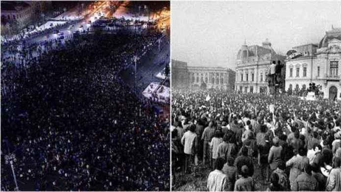 Cum sunt văzute protestele din România pe plan extern?