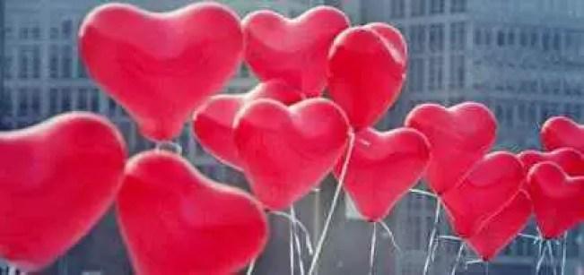 Baloane de Dragobete