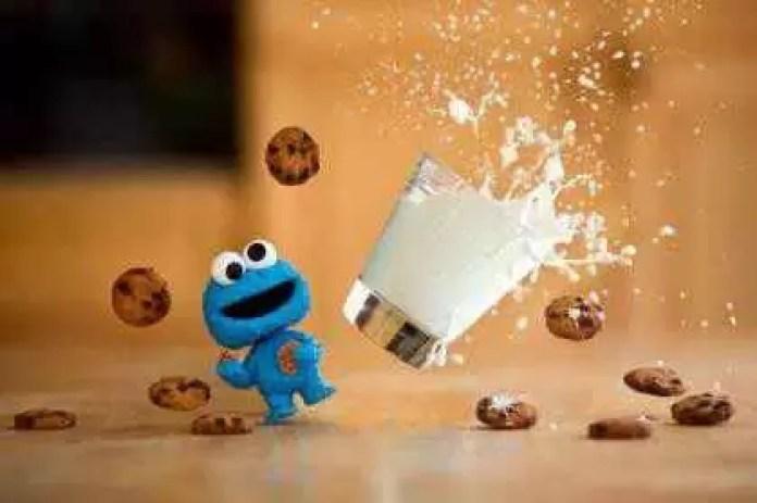 Fotograful care aduce jucăriile la viață - Cookie Monster