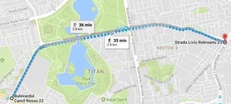 tramvaiele circulă din nou în cartierul Titan