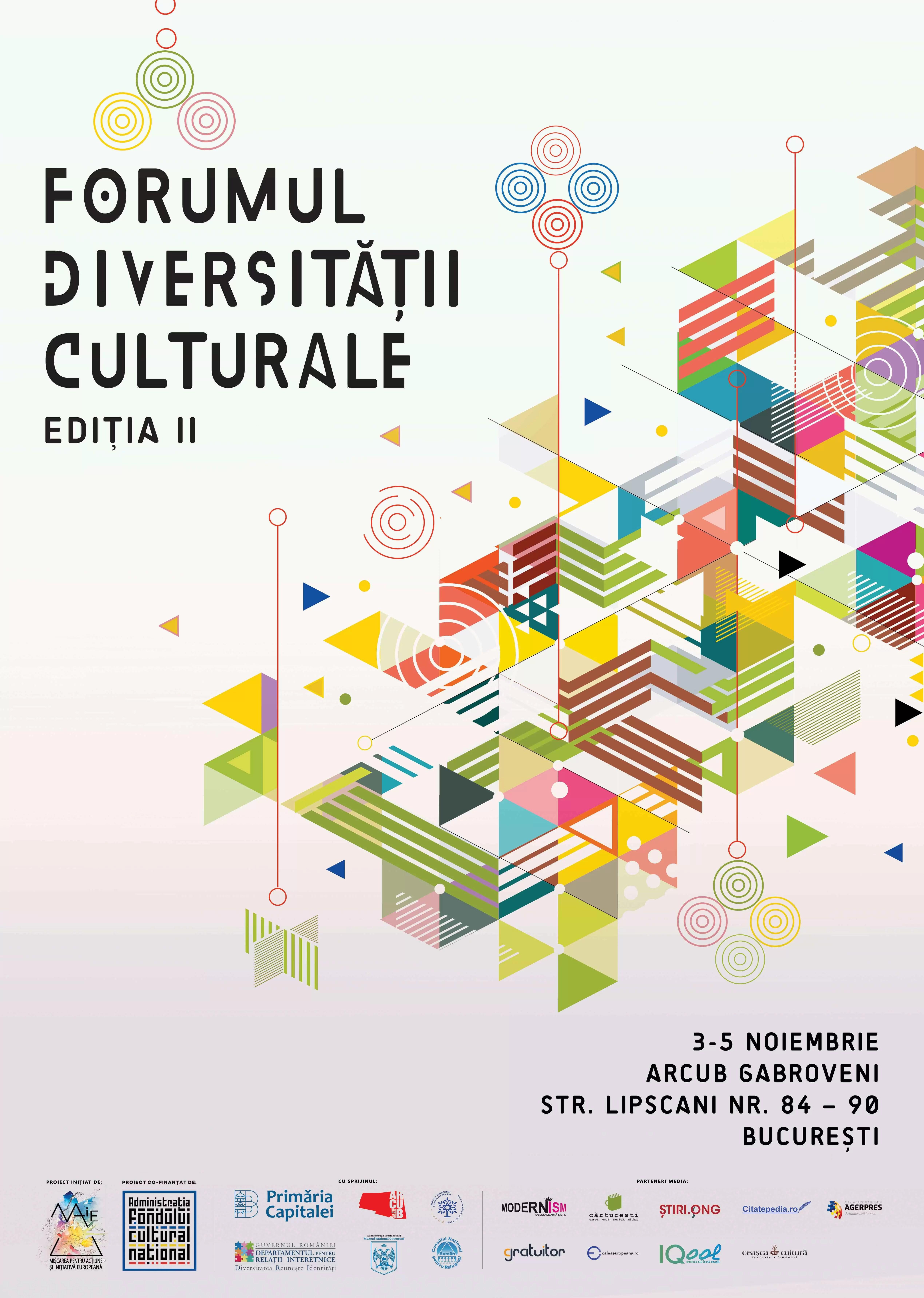Forumului Diversității Culturale
