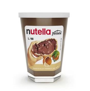 cine a inventat nutella