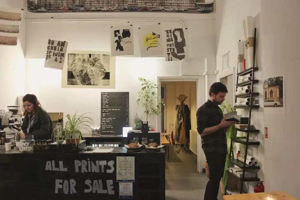 capitala cafenelelor
