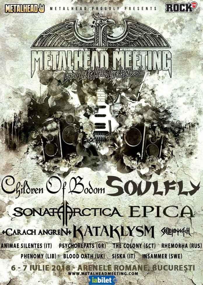 Opt nume noi la Metalhead Meeting si ultima saptamana de presale