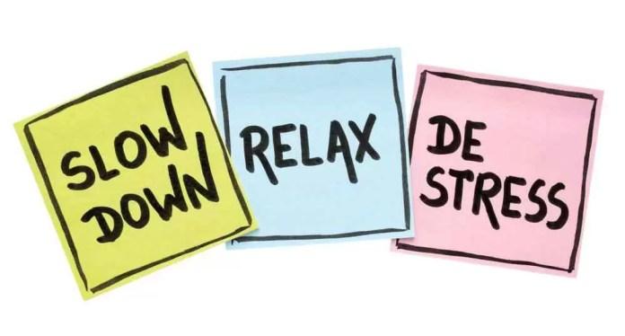 cum să scăpăm de stres