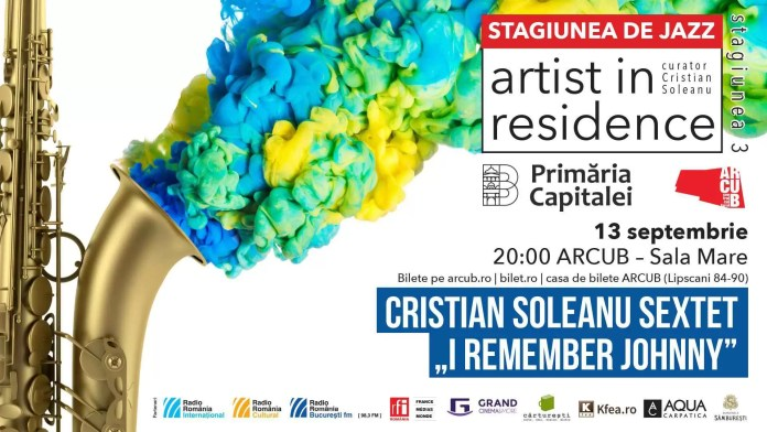 "Concert - Cristian Soleanu Sextet - ""I Remember Johnny"""