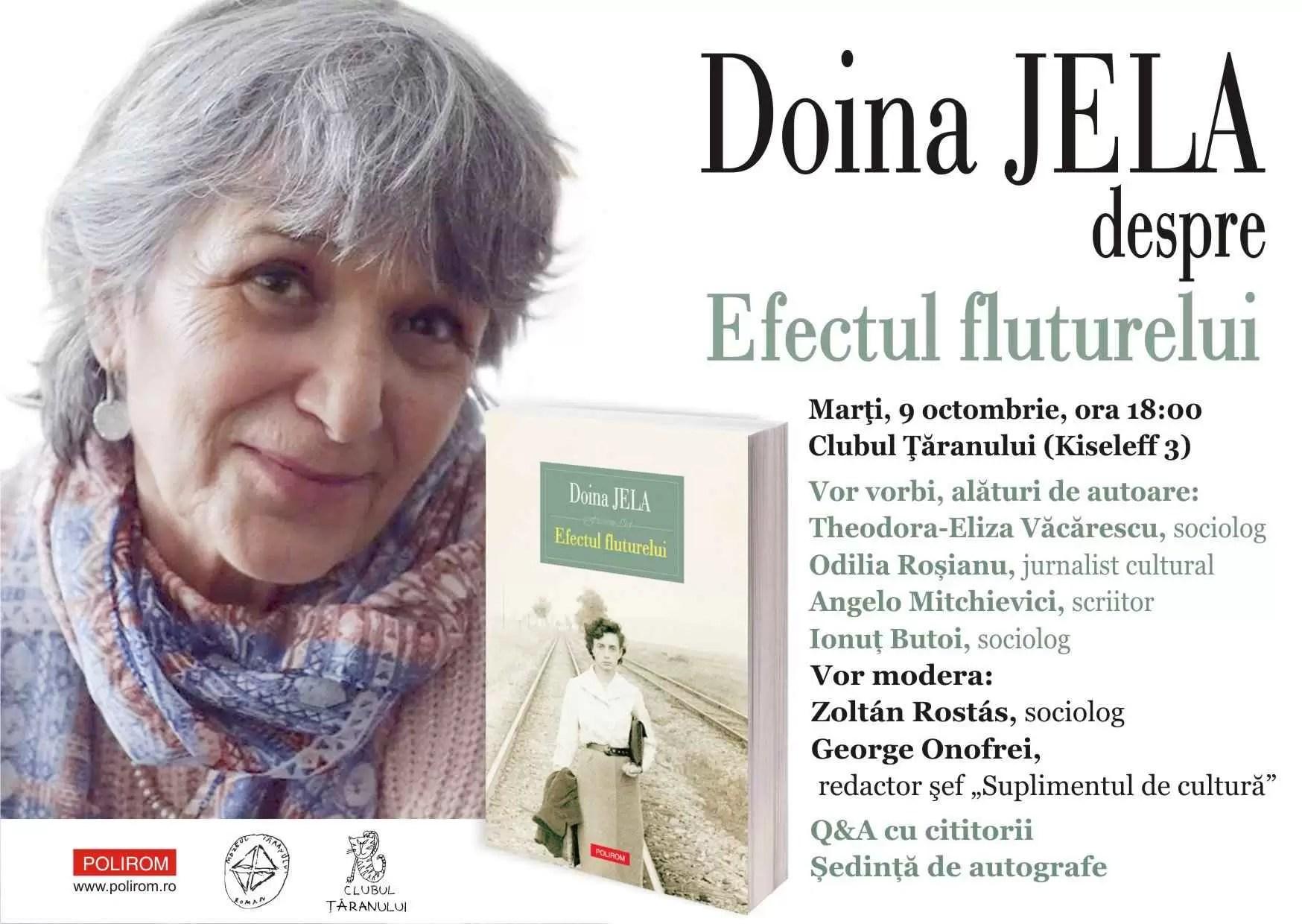 """Dezbatere despre """"Efectul fluturelui"""" la Muzeul Național al Țăranului Român"""