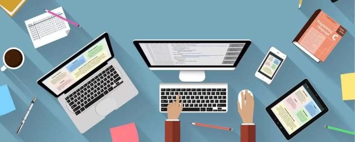 productiv/ă când lucrezi pe laptop