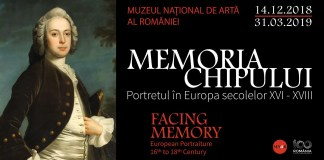 Memoria chipului expozitie afis