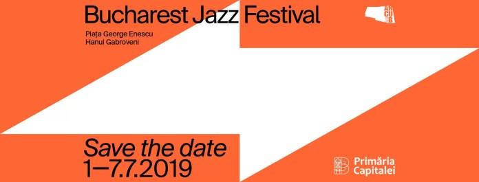 Bucharest Jazz Festival afiș