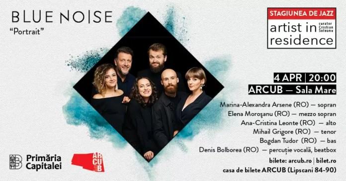Blue Noise 4 aprilie