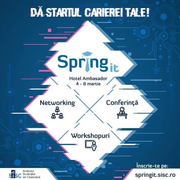 Spring IT 2019 afis