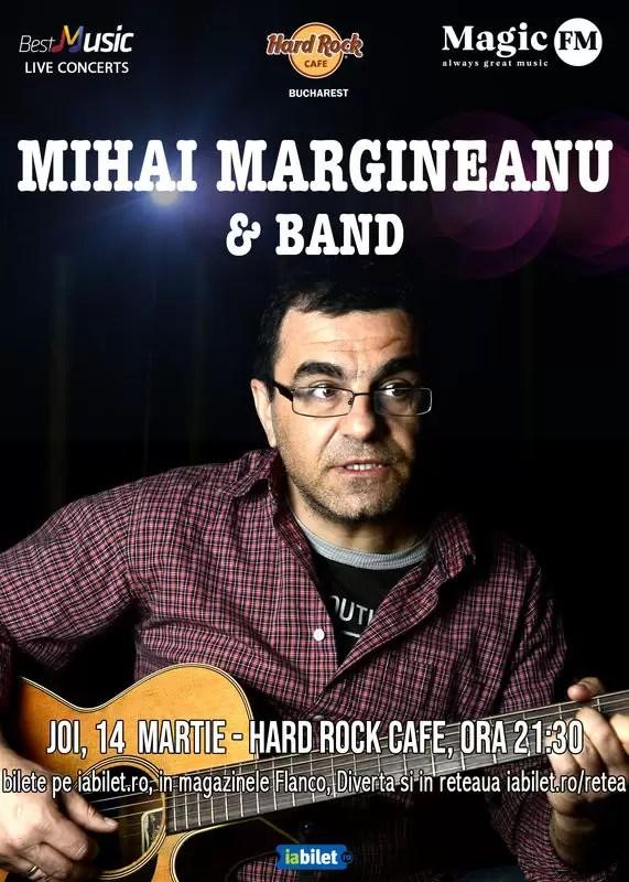 Mihai Mărgineanu concert