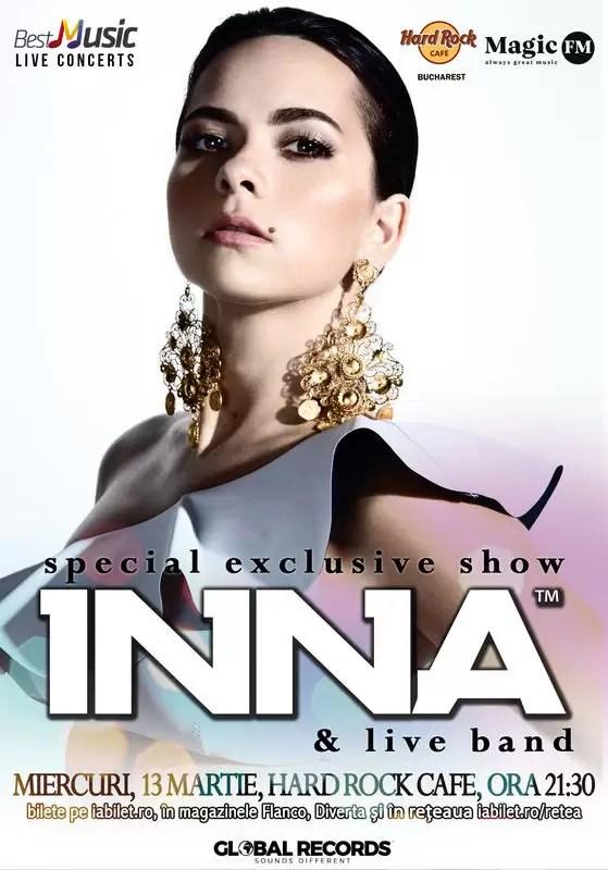 INNA concert