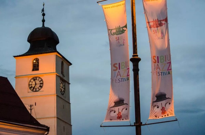 Sibiu Jazz Festival-afis