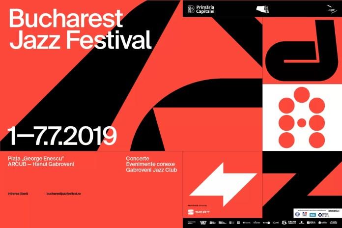 afis Bucharest Jazz Festival