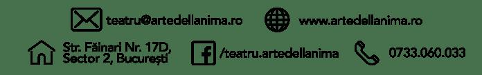 teatrul arte dell Anima contact