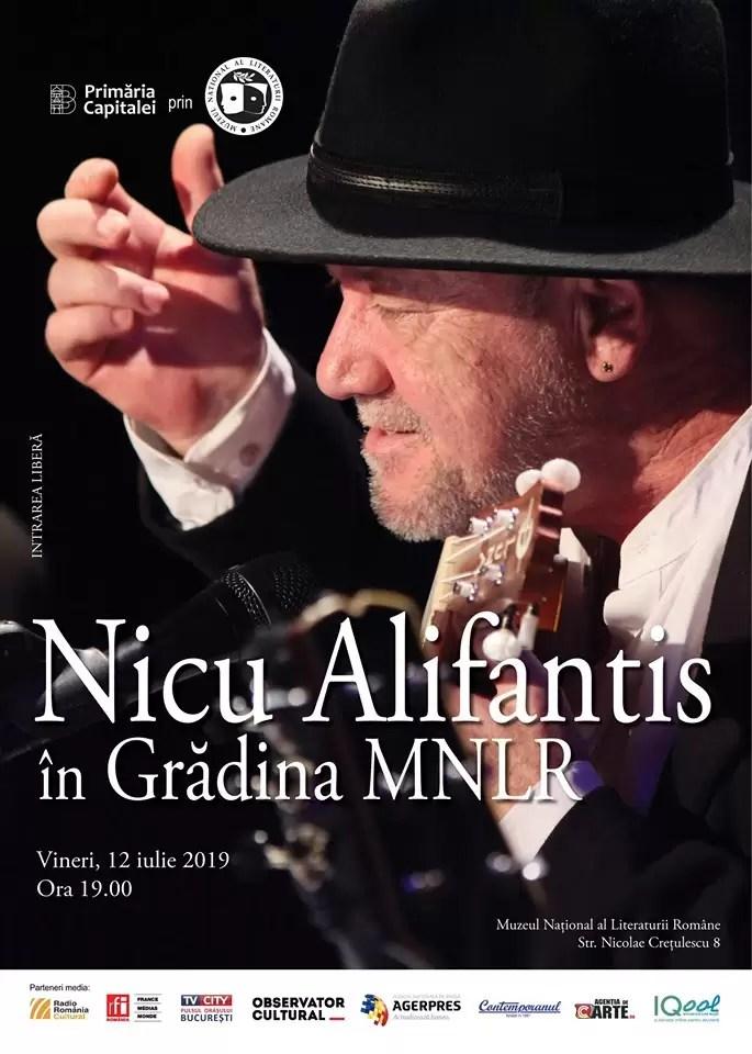 Nicu Alifantis afis