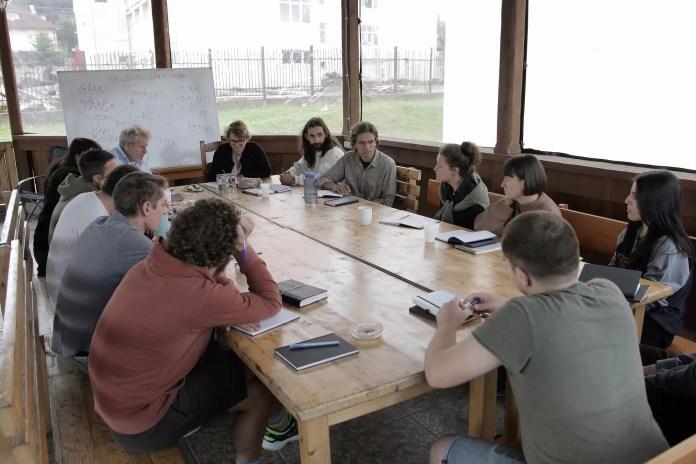 afiș Aristoteles Workshop