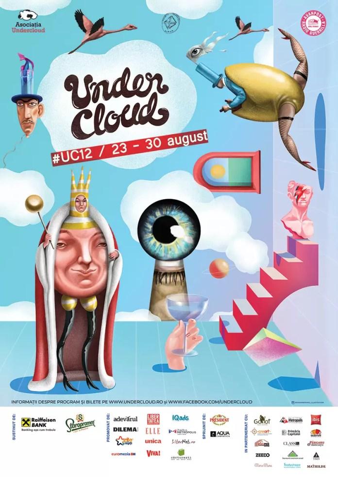 Undercloud 12 afiș